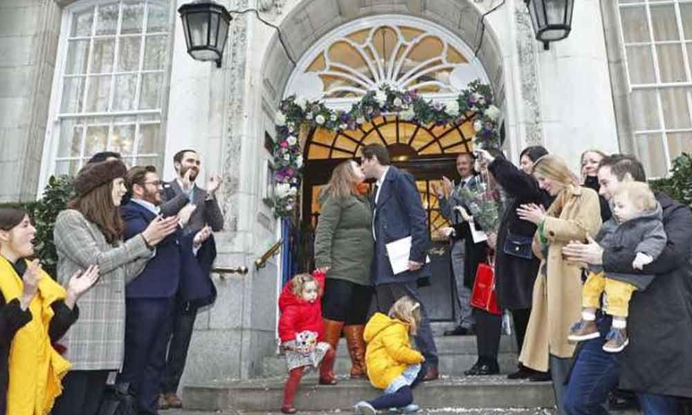 Britain introduces heterosexual civil partnerships