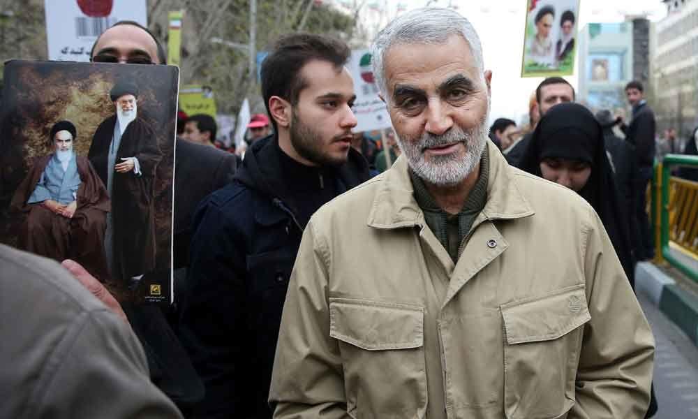 Pentagon says US airstrike killed powerful Iranian general Qassem Soleimani