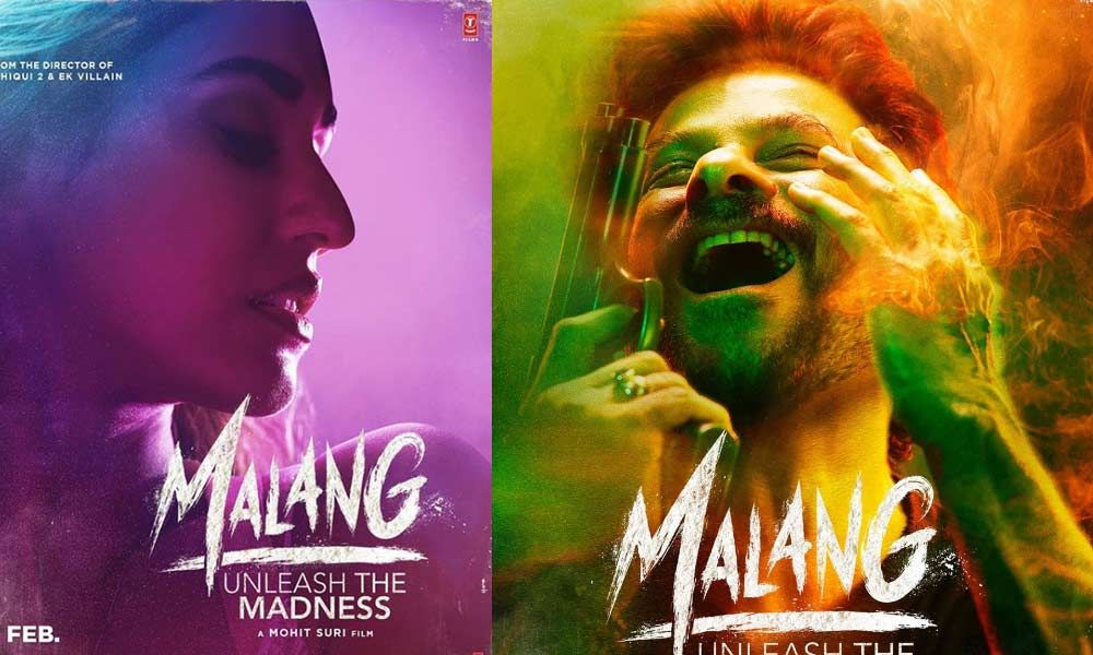 Disha Patani Anil Kapoor And Kunal Khemu Unveil Their Characters From Malang