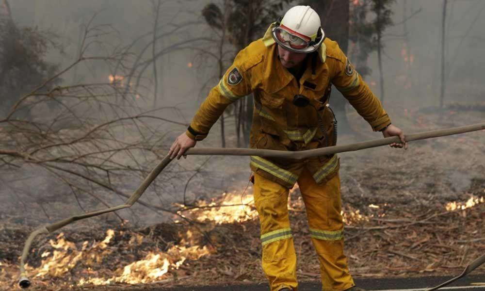 Australia bushfire crisis: PM Scott Morrison announces AUD 2 billion for relief support