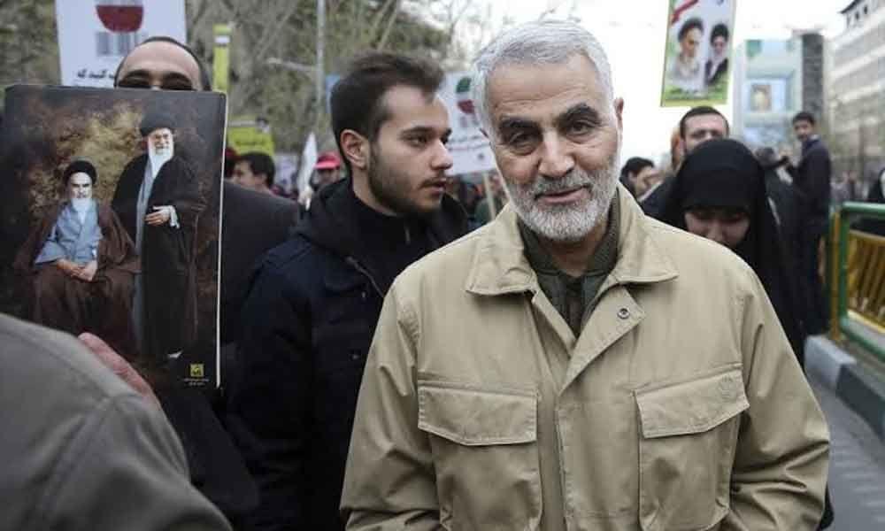 Iran attacks US forces in Iraq in retaliation for killing of General Suleimani