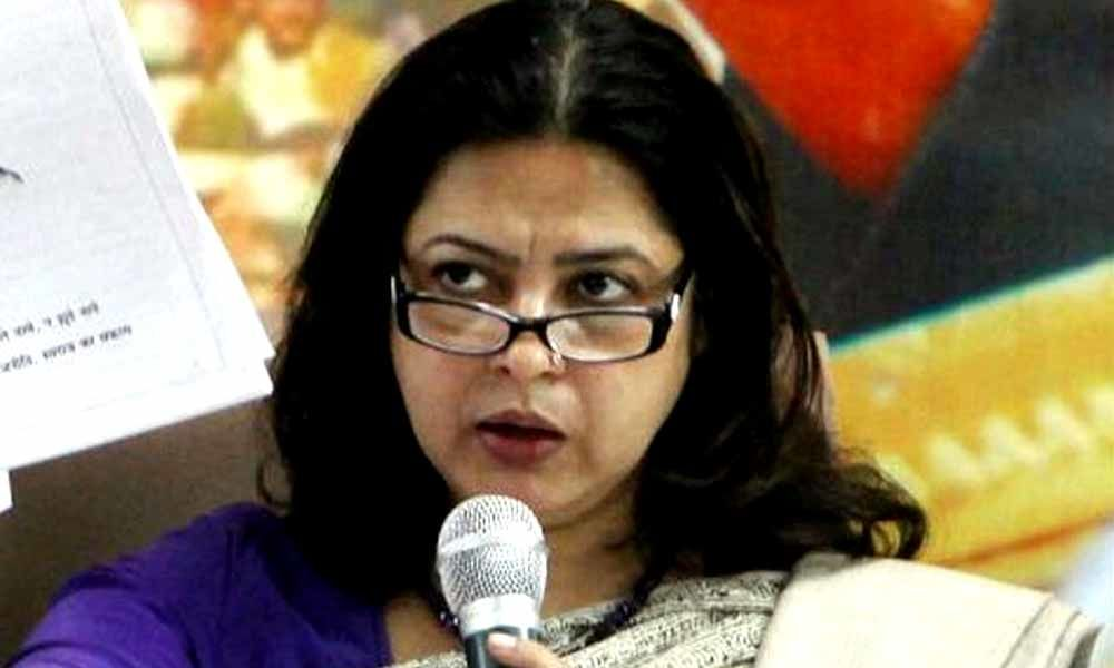 Perfect example on how literate need to be educated: Lekhi on Nadella