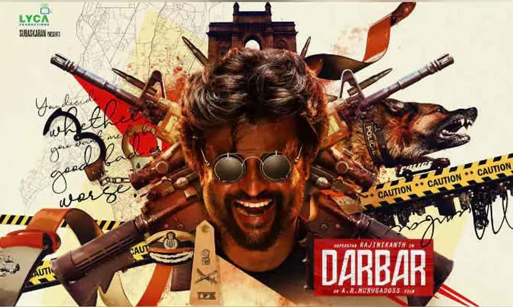 Darbar Sets Chennai Box Office On Fire With Thalaiva Stamina