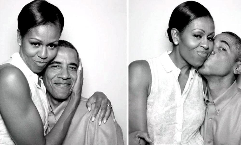 "Barack Obama celebrates ""My Star"" Michelle Obama"