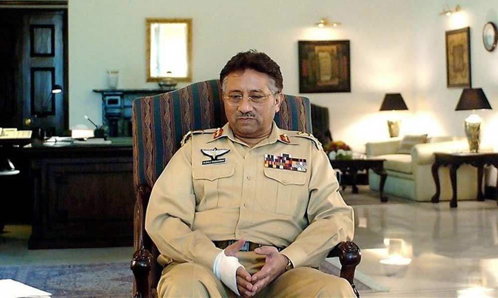 Pakistan SC to hear Musharraf