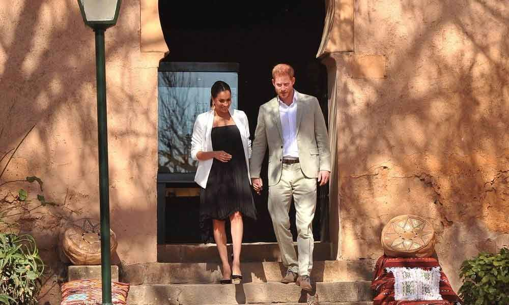 Prince Harry, Meghan to drop