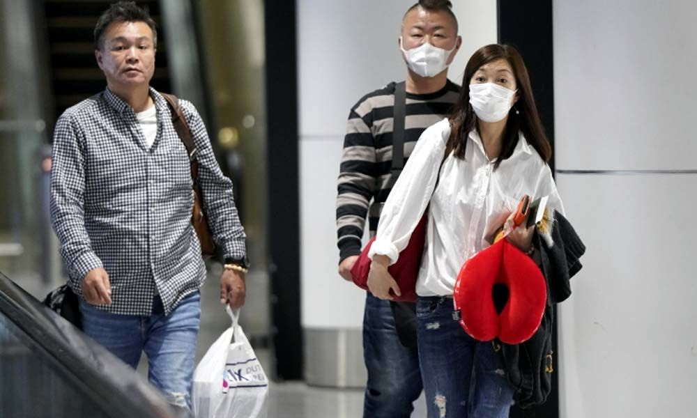 Death toll in China