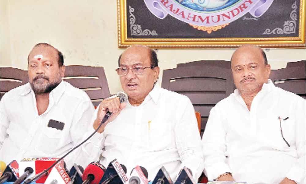 CM YS Jagan  acting like a dictator, alleges Gorantla Buchaiah Choudary