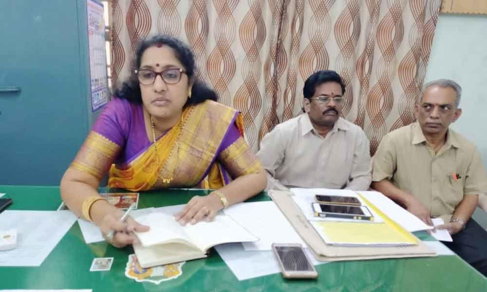 Rajamahendravaram: All set for Intermediate exams in district