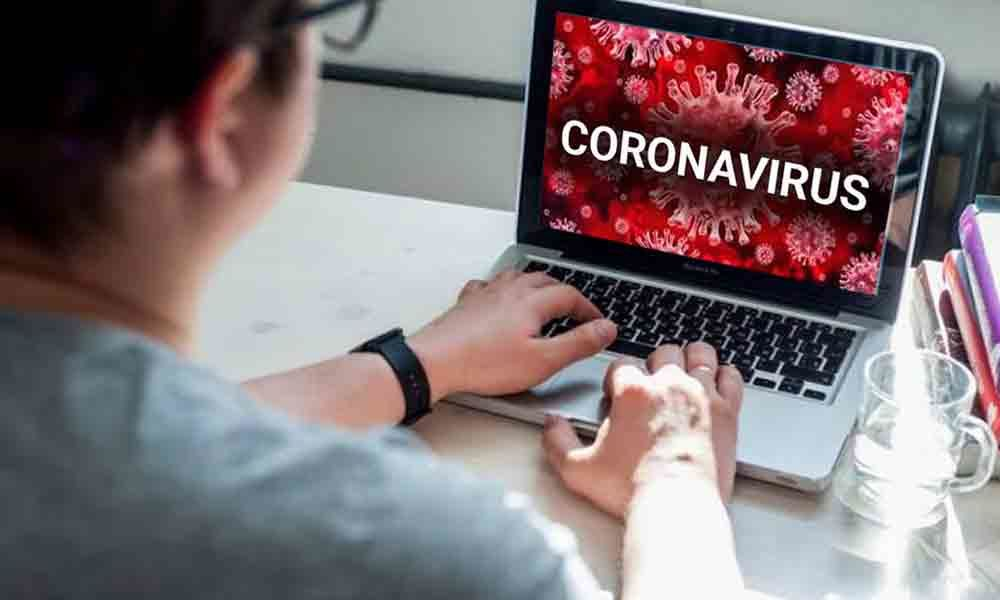 Coronavirus can infect your PCs and phones