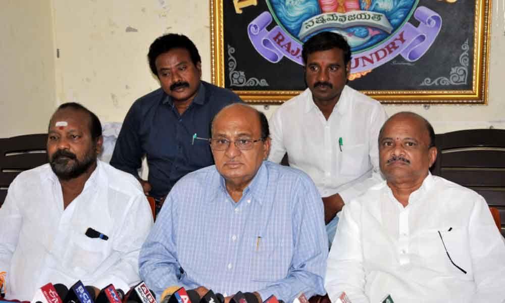 CM YS Jagan Mohan Reddy pushing State into a financial mess: Gorantla Buchaiah Chowdary