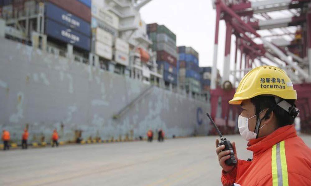 Thousands quarantined on Asian cruise ships amid coronavirus fight