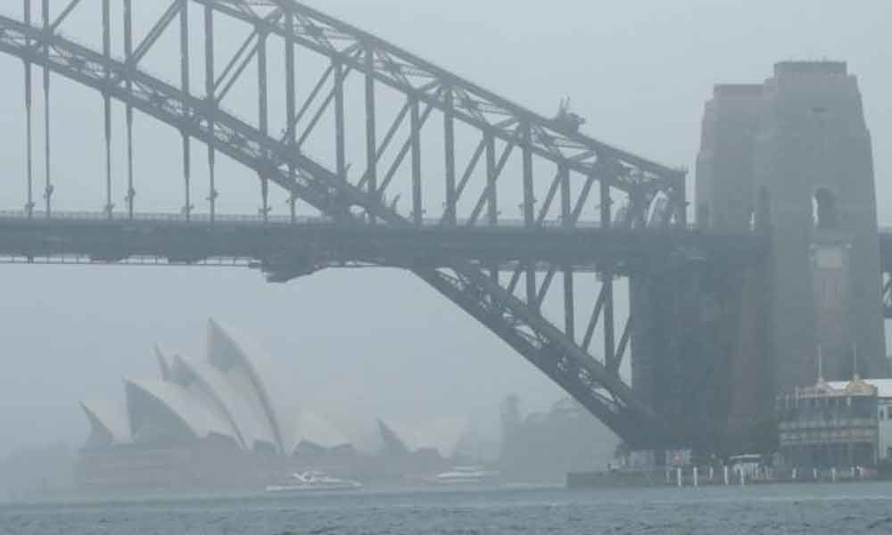 Heavy rain hits Australia