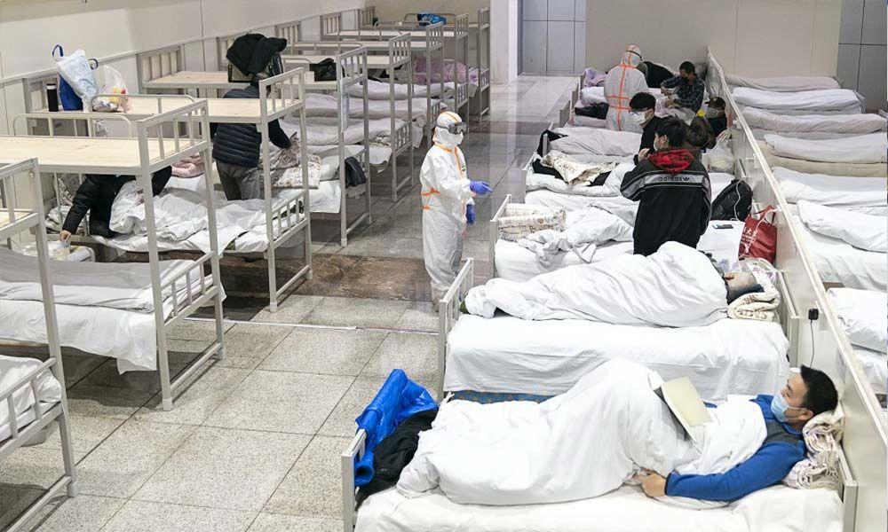 Coronavirus death toll reaches 722, over 34,000 infected