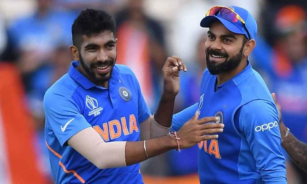 Virat Kohli continues at No. 1 in ODIs; Jasprit Bumrah loses top spot