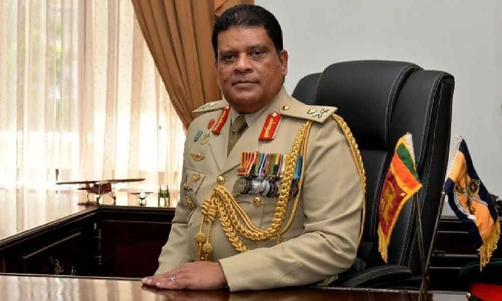 SL strongly objects US travel restrictions on army chief