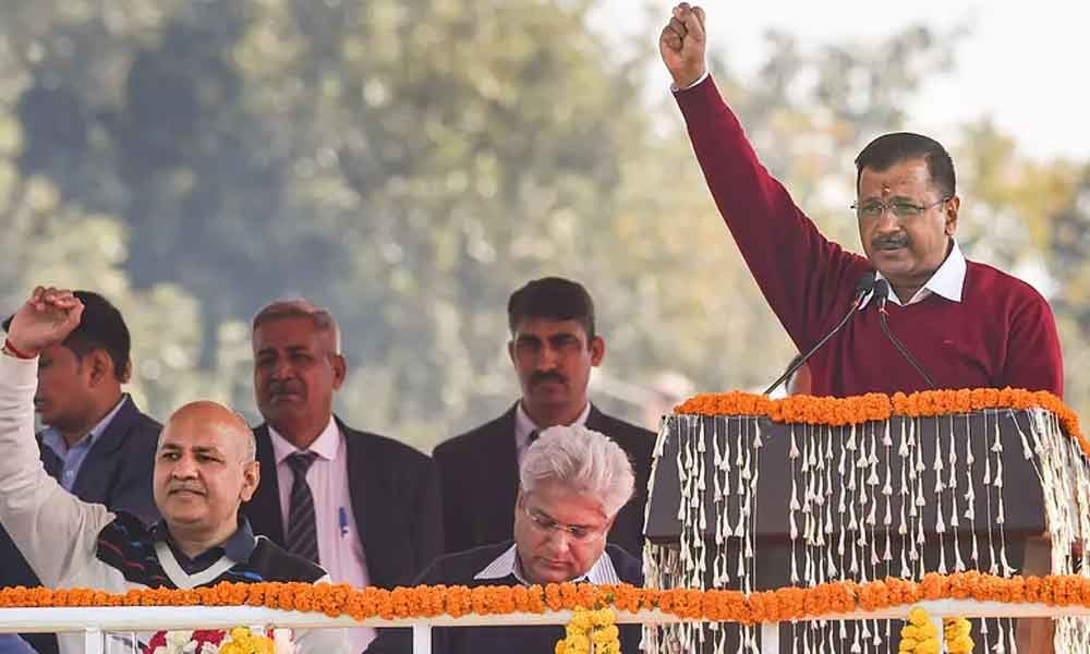 Kejriwal infuses hopes on recovery of democracy