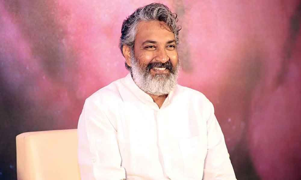 Director Rajamouli Fixed His Next Movie???