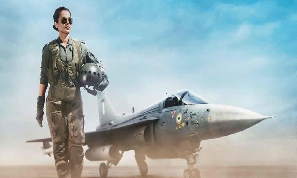 Kangana Ranaut As Air Force Pilot In Her Next Movie
