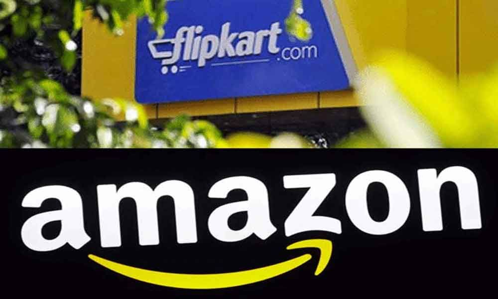 Amazon, Flipkart and Others Seek Rollback of New Tax on Online Retailers
