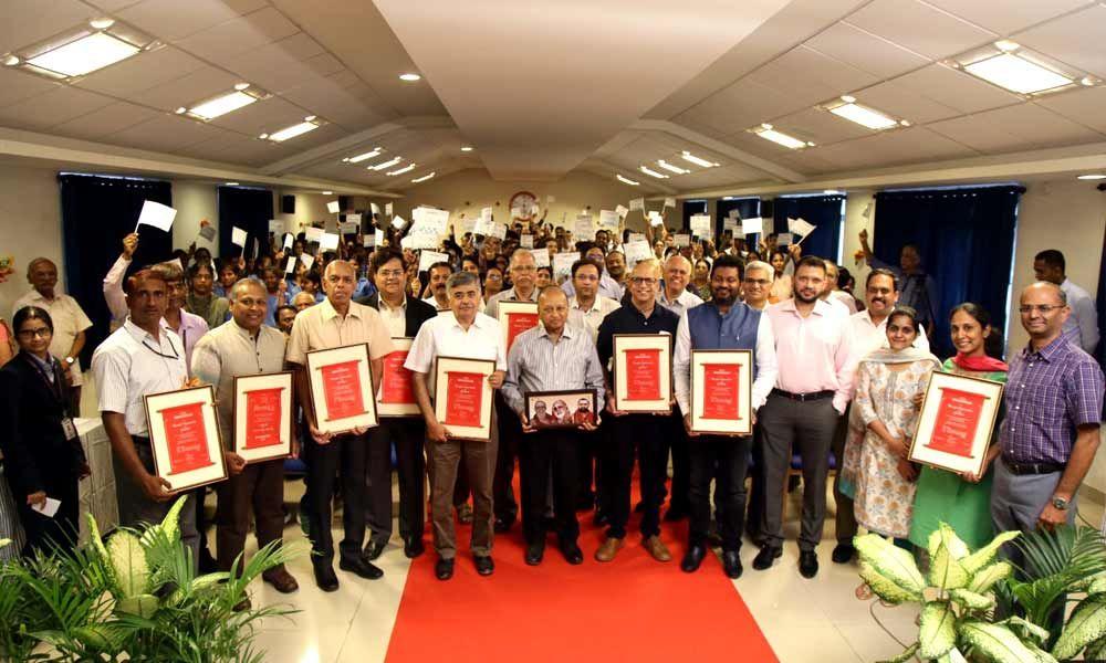 Sankara Eye Foundation celebrates a journey of two million smiles in India through completion of free eye surgeries