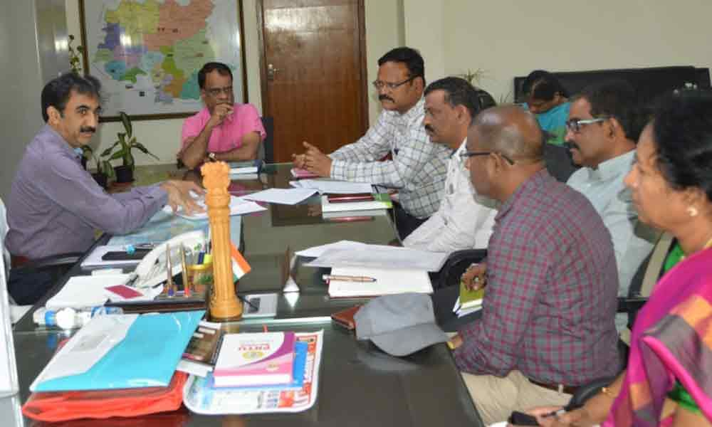 Medchal: Large-scale plantation in Keesara mooted