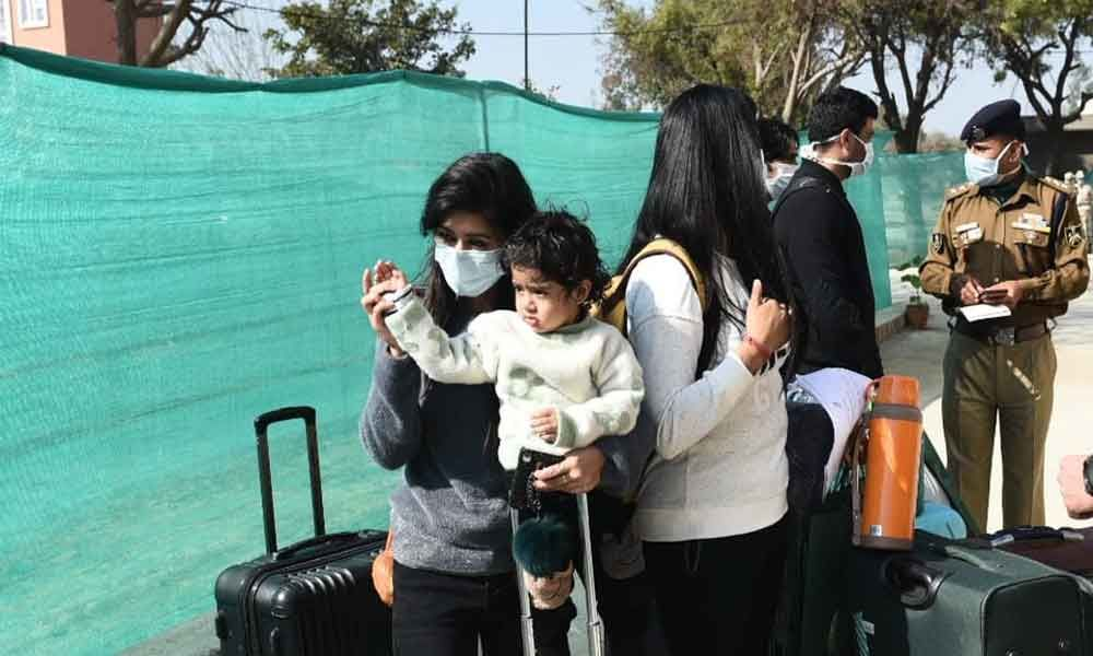 Over 200 Wuhan Evacuees Quarantined At Manesar To Be Discharged Today