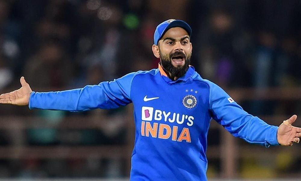 Virat Kohli 1st Indian with 50 million Instagram followers