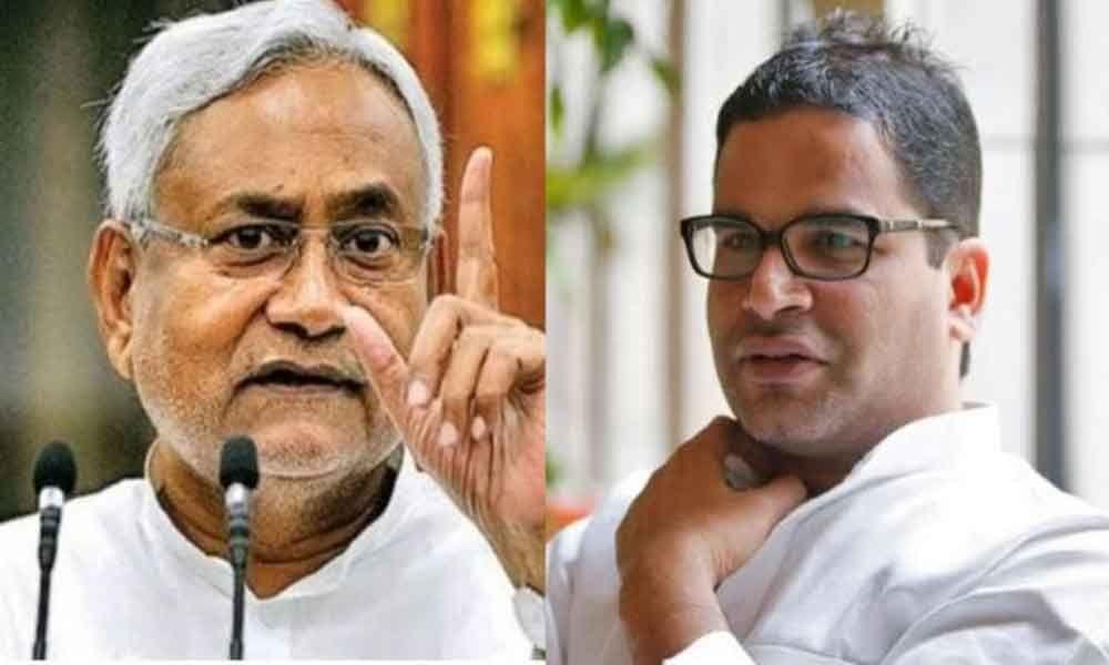 Poll Strategist Prashant Kishor Slams Nitish, Announces Youth Mobilisation Campaign In Bihar