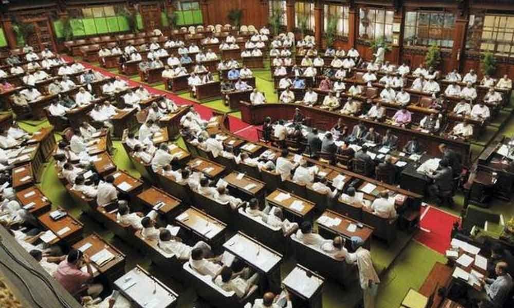 Karnataka: War Of Words Between BJP-Congress In Assembly