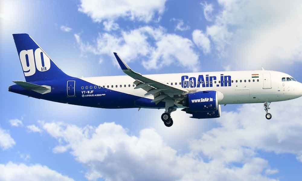 GoAir Ahmedabad-Bengaluru flight engine catches fire after bird hit