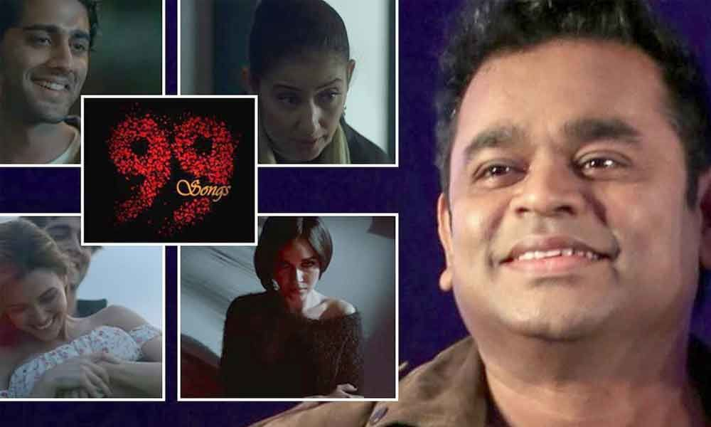 99 Songs Trailer – An Ode To All The Artists In The World
