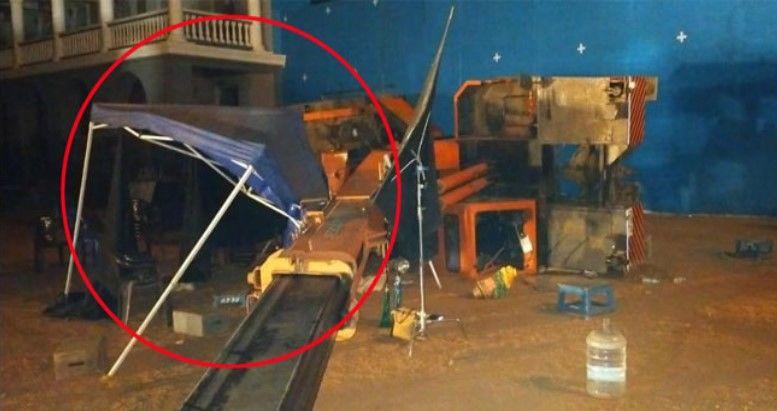 Major accident in Kamal Haasan-Shankar movie Indian 2 Sets: Crane collapsed, 10 injured, 3 dead