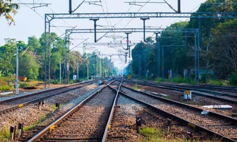 Nandyal-Yerraguntla route to have solar rail section, electrification works begin