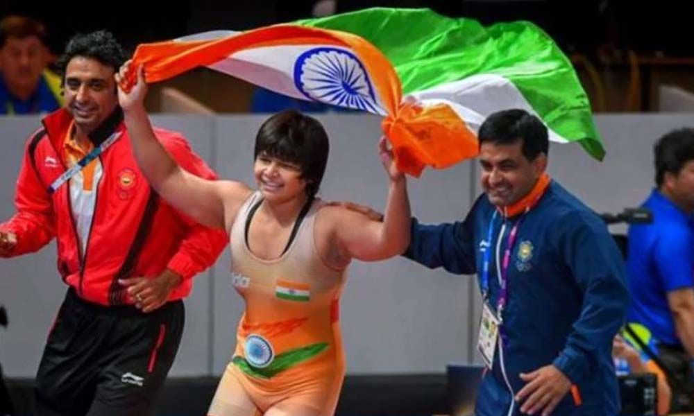 Asian Wrestling Championships: Gold medal for Divya Kakran, Pinki and Sarita Mor