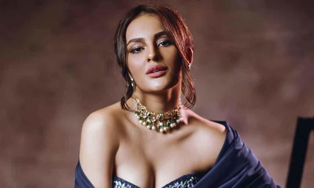 Seerat Kapoor unveils Rana