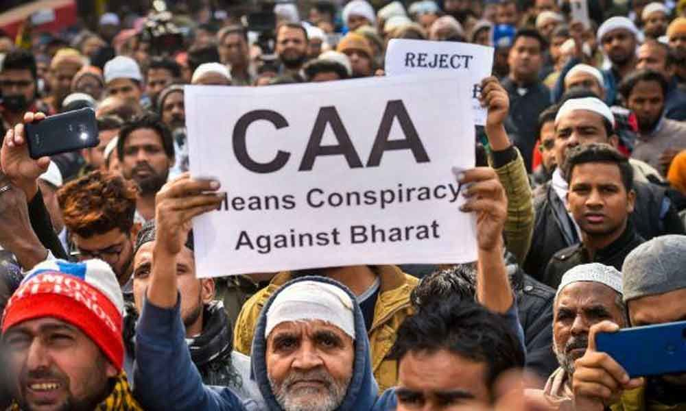 Malice, not ignorance behind opposition of CAA