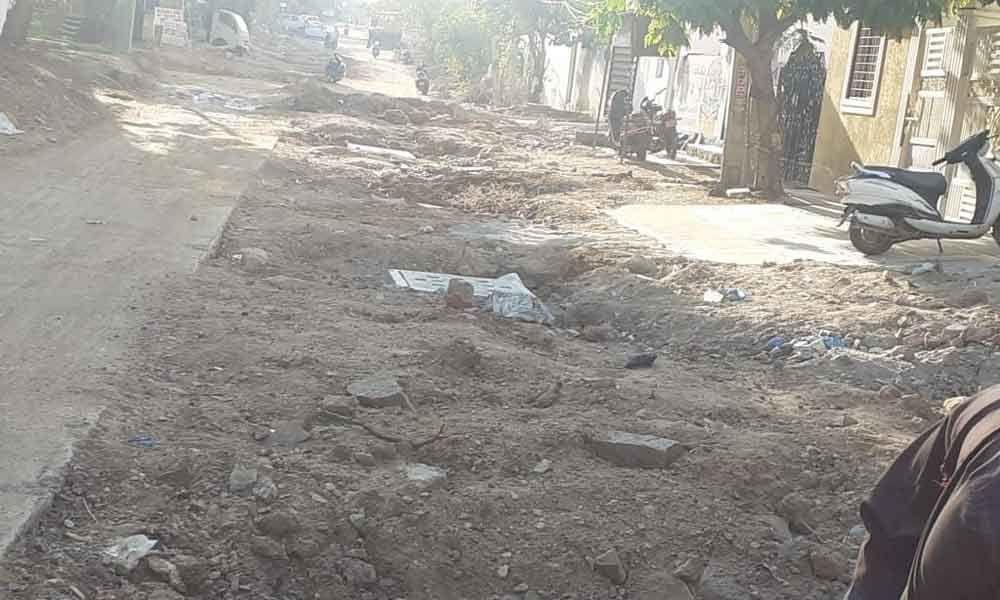 Hyderabad: Shastripuram rues for basic facilities