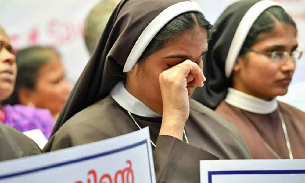 Another nun accuses bishop Franco of abuse