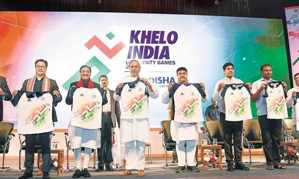 PM Modi to launch first ever Khelo India University Games