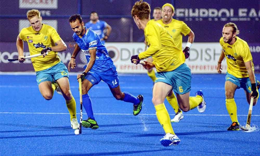 Fighting India lose 3-4 to title holders Australia