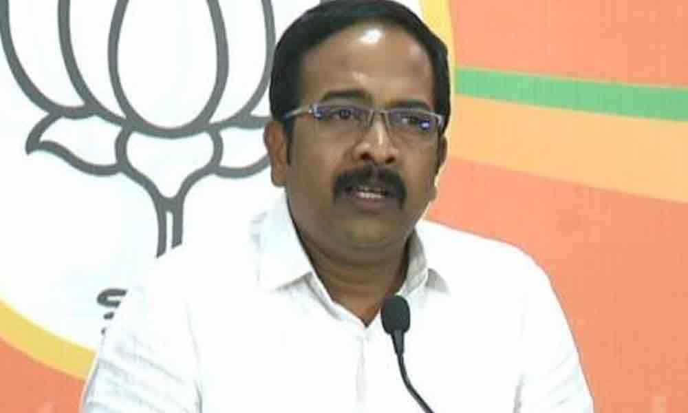 BJP demands CM