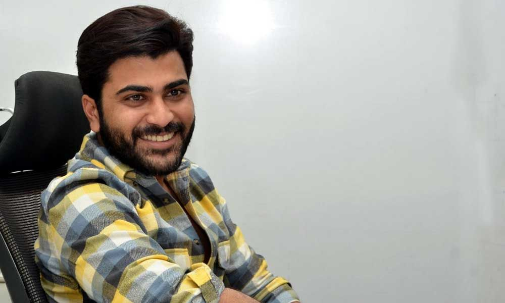 Sharwanand holidaying in US, here
