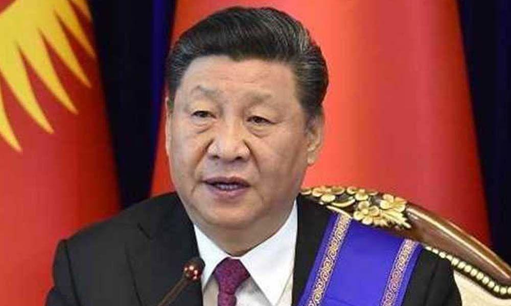 """Deeply Appreciate Generosity"": Xi To Bill Gates For $100 Million Aid"