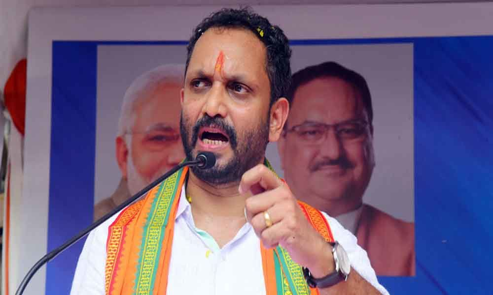 K Surendran takes over as Kerala BJP chief; 50-yr-old firebrand says state party has strength to make