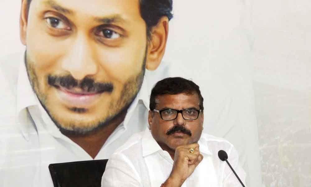 AP CM YS Jagan to launch Vasati Deevena scheme tomorrow