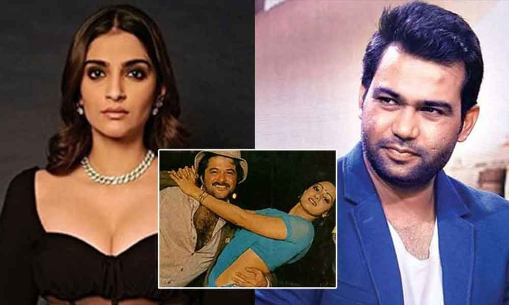 Sonam Kapoor Questions Ali Abbas On The Remake Of Mr India Movie
