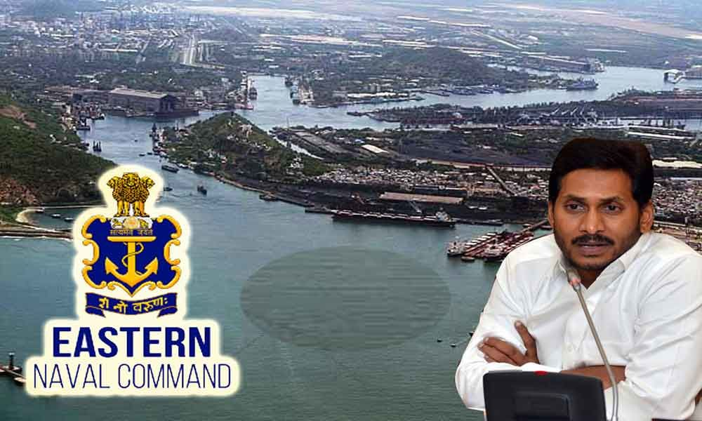 Eastern Naval Command condemns the reports of proposal to set up Secretariat in Visakhapatnam