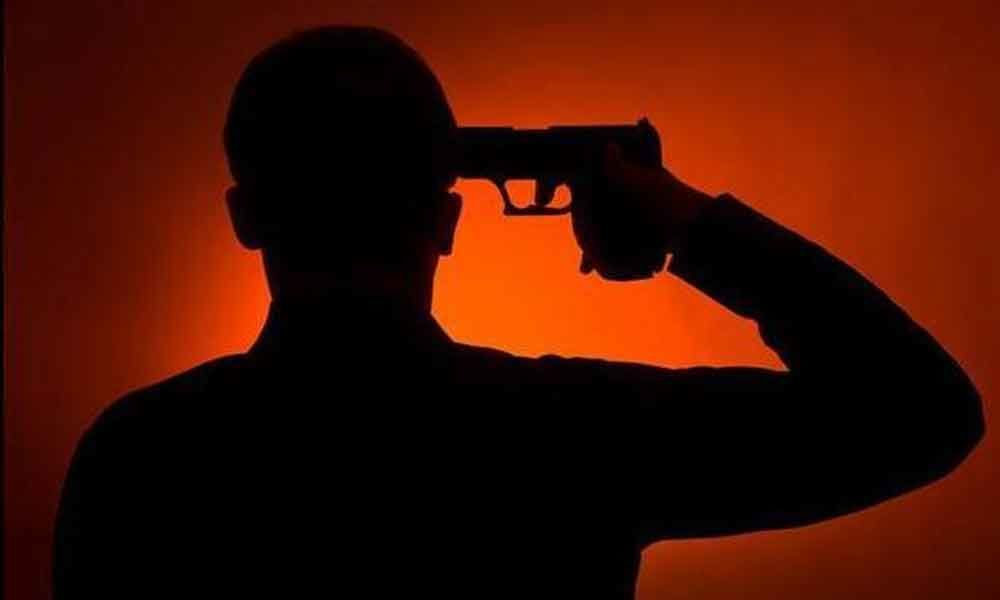 Constable accidentally shoots self in Asifabad, critical