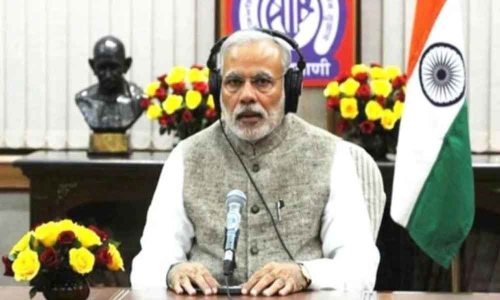 PM Modi urges people to visit Hunar Haat to appreciate country